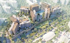 sengkang-grand-residences-condo-bird-eye-view-community-hub-residential-condo-apartment