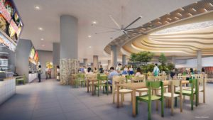 Sengkang-Grand-Residences-Hawker-Centre