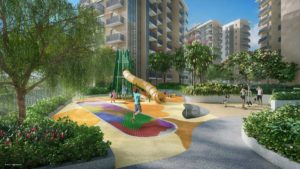 Sengkang-Grand-Residences-Playground-area