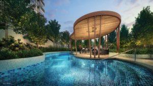 Sengkang-Grand-Residences-Poolside-BBQ-Pavilion